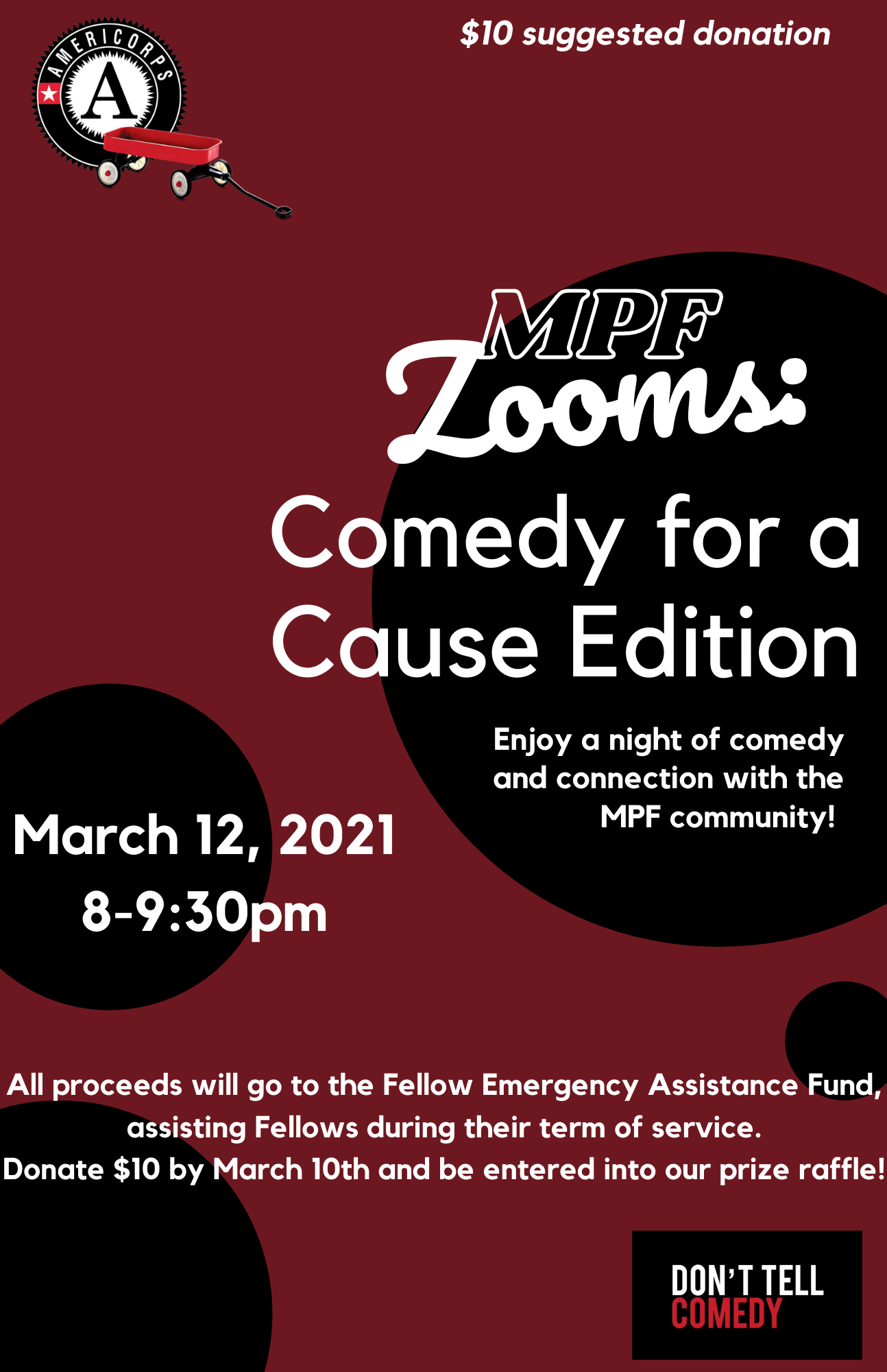 Comedy For Cause